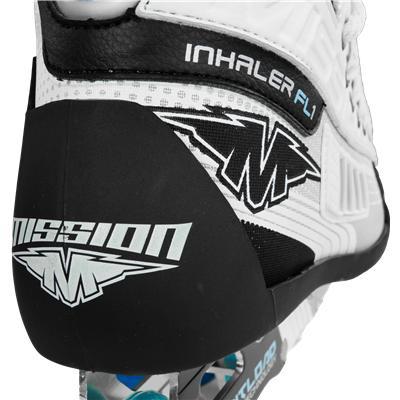 Ankle Pocket Inserts Stabilize Your Feet (Mission Inhaler FL:1 Goalie Skates)