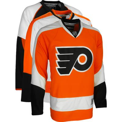Home/Dark (Reebok Philadelphia Flyers Premier Jersey - Boys)