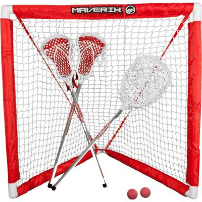 Sticks & Net (Maverik Mini Lacrosse Set)