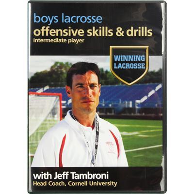 Volume 2 (Brine Winning Lacrosse DVD - Intermediate)