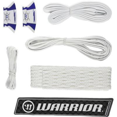 White (Warrior Stringing Kit - 6 Diamond)