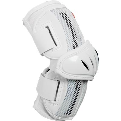 Shorter Fit Keeps You Flexible (Warrior Rabil Arm Guards)