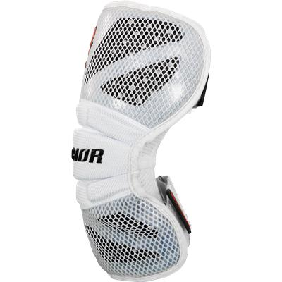 Multi-Break Design Flexes With Your Arm (Warrior Rabil Arm Pads '13 Model)