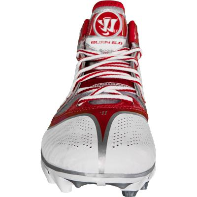 Front View (Warrior Burn 6.0 Speed Mid Cleats)