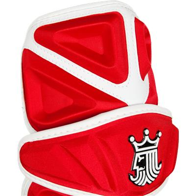 Anatomically Positioned Padding For Flexibility (Brine King IV Arm Guards)