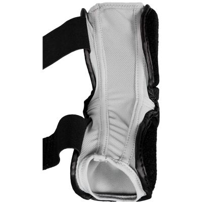 Reduced Length Will Still Protect The Key Areas (Warrior Burn Arm Pads - '13 Model)