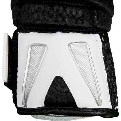 Shorter Pads For More Flexibility (Warrior Burn Arm Pads - '13 Model)