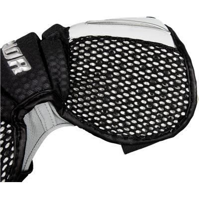More Lightweight Than Other Arm Pads (Warrior Burn Arm Pads - '13 Model)