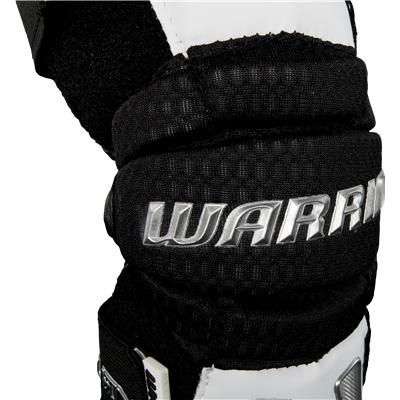Segmented For The Most Protection And Comfort (Warrior Burn Arm Pads - '13 Model)