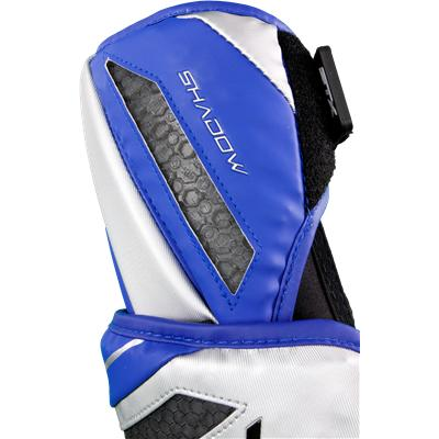 Constructed With Plus Foam Technology (STX Shadow Arm Guards)