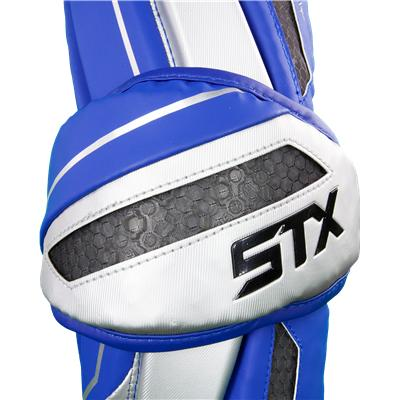 Low Profile Design Lets You Move Around Freely (STX Shadow Arm Guards)