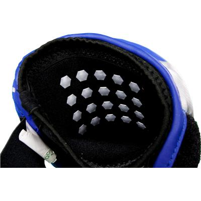 Interior Silicone Nubs Keep The Pad From Sliding (STX Shadow Arm Guards)