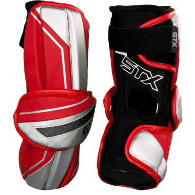 Red (STX Shadow Arm Guards)