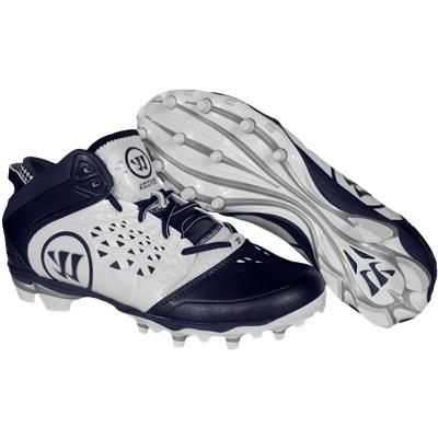 White/Blue (Warrior Adonis Cleats)