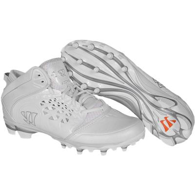 White/Silver (Warrior Adonis Cleats)