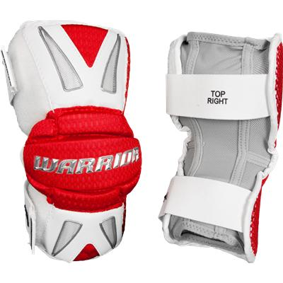Red (Warrior Burn Arm Pads - '13 Model)