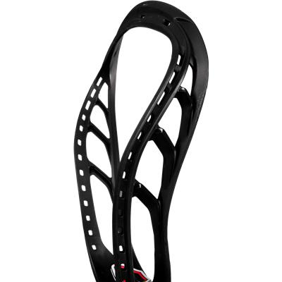 Stable Head With Three Sidewall Braces (STX Hammer U Unstrung Head)