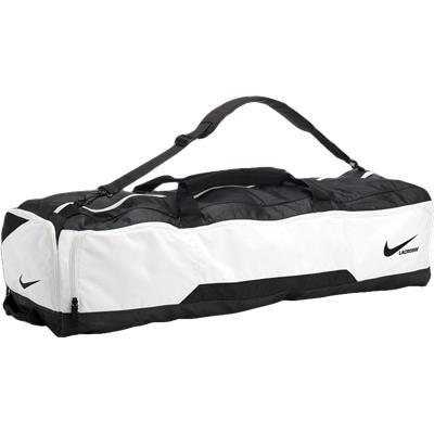 White/Black/Black (Nike Quiver Duffel Bag)