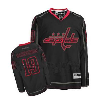 ... authentic stitched red nhl jersey ea885 a4cf5  spain backstrom reebok  washington capitals niklas backstrom blackout premier jersey mens 2abbd  6baef 24471e6c3