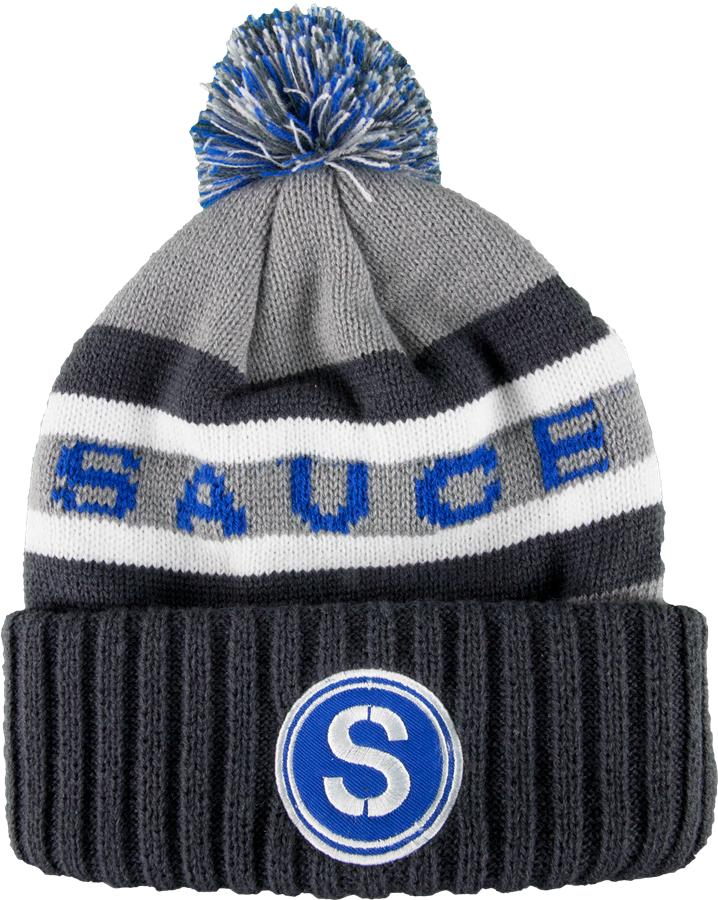 Blue (Sauce Hockey DNA Rifle Winter Hat - Adult) 6474e8360da