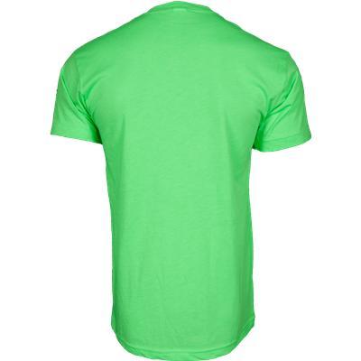 Back (Total Lacrosse Neon Tee Shirt)