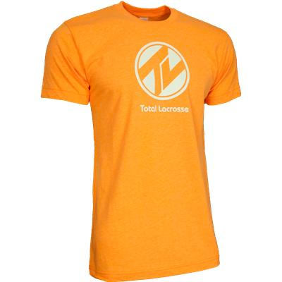 Neon Heather Orange (Total Lacrosse Neon Tee Shirt)