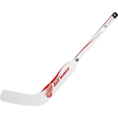 Detroit Red Wings (Sher-Wood White NHL Composite Mini Goalie Stick 2013)