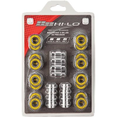 Elite Performance Supplied By ABEC 9 Bearings (Mission Hi-Lo ABEC 9 608 Bearings)