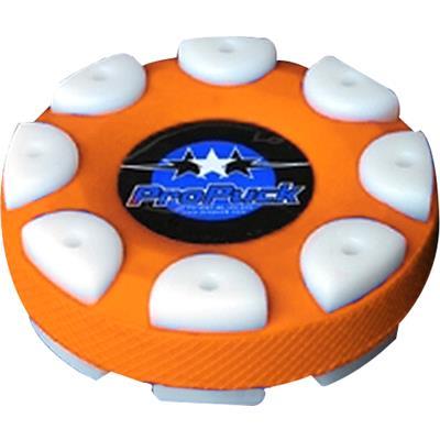 Orange (Pro Puck Inline Hockey Puck)
