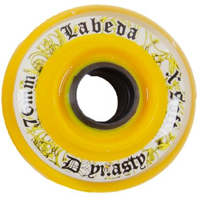 Yellow (Labeda Dynasty Inline Wheel)