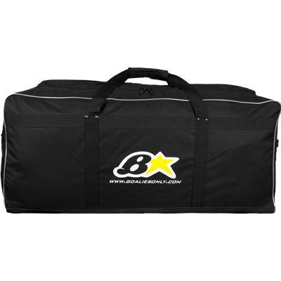 Front (Brians Star Goalie Carry Bag)