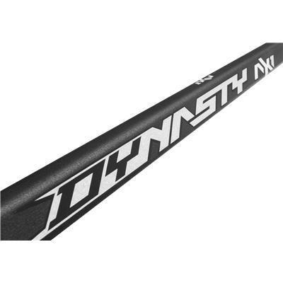 Mid-Kick The Full Length Of The Stick (Warrior Dynasty AX1 Grip Composite Stick - Junior)