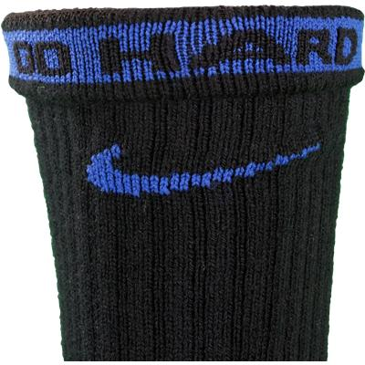 Front View (Nike Performance Crew Socks - 2 Pack - Mens)
