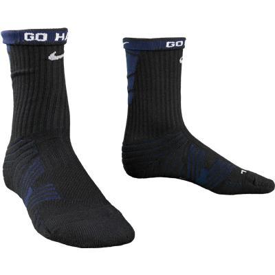 Navy/Black (Nike Performance Crew Socks - 2 Pack)