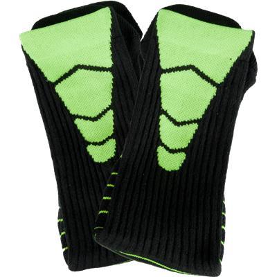 Green (Nike Performance Crew Socks - 2 Pack)