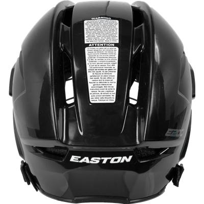 Back View (Easton E200 Helmet Combo)