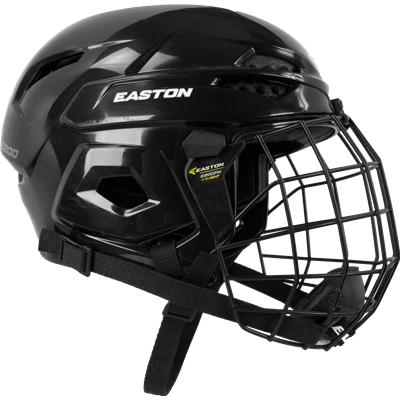 Profile View (Easton E200 Helmet Combo)