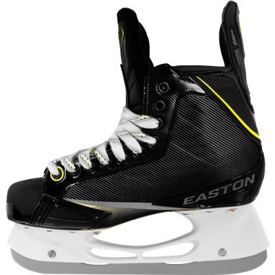 Side View Inside (Easton Stealth 85S Ice Hockey Skates)