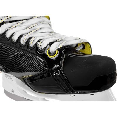 Angled Front View (Easton Stealth 85S Ice Hockey Skates)