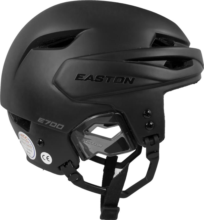 dc8d78c1fdb Profile View (Easton E700 Helmet)