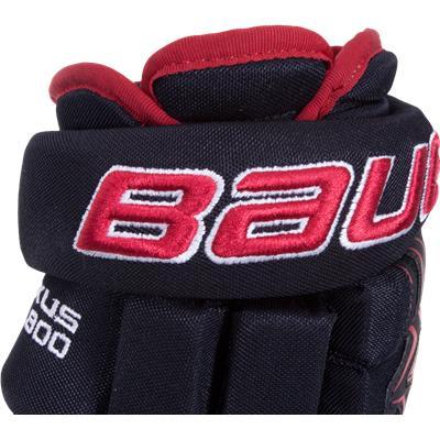 Cuff Back View (Bauer Nexus 800 Gloves)
