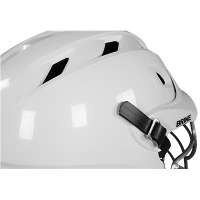 (Brine STr Helmet - Chrome Mask)