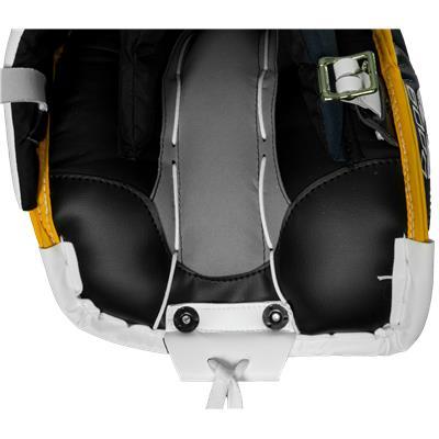 Inside Of Boot (Bauer Reactor 6000 Vintage Design Goalie Leg Pads)