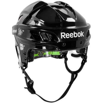 Black/Silver (Reebok 11K Hockey Helmet)