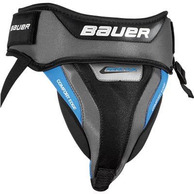 Black (Bauer Reactor Women's Goalie Jill Protector)