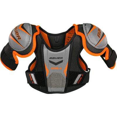 Front View (Bauer Supreme One.4 Shoulder Pads)