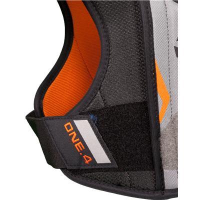 Side & Strap (Bauer Supreme One.4 Shoulder Pads)
