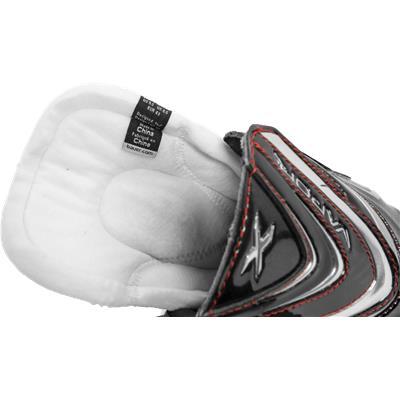 White Felt Inside Tongue (Bauer Vapor X100 Ice Skates)