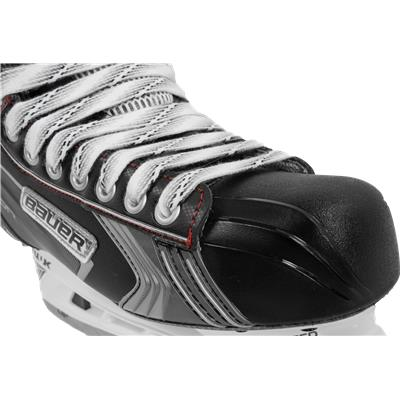 Tech Mesh Construction Protects You Well (Bauer Vapor X90 Ice Skates)