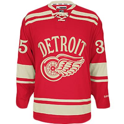 Senior (Reebok 2014 Winter Classic Detroit Red Wings Jimmy Howard Premier  Jersey - Mens) 19ce0c64cb9